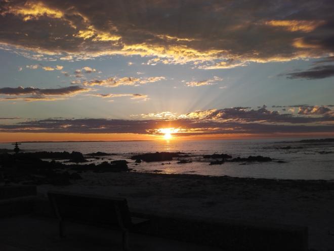 Eden on the Bay Beach - Cape Town