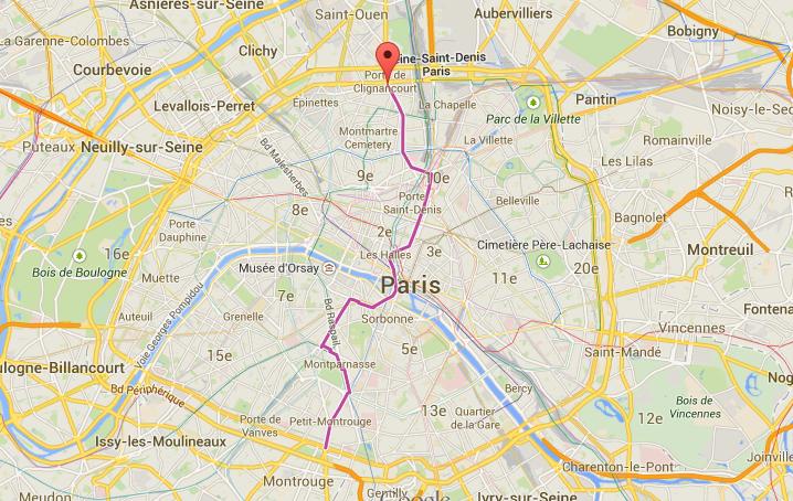 Marche aux puces de saint ouen 20th september 2014 girl got lost - Marche porte de clignancourt ...